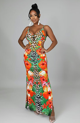 Cougar Delight Dress