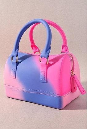 Pink Starburst Mini Handbag