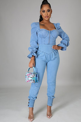 Tailor Made Jeans