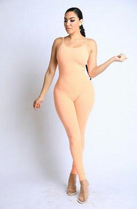 GA Peach Jumpsuit
