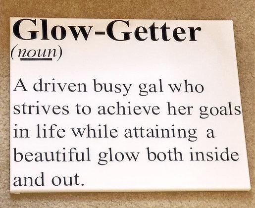 Glow Getter Canvas