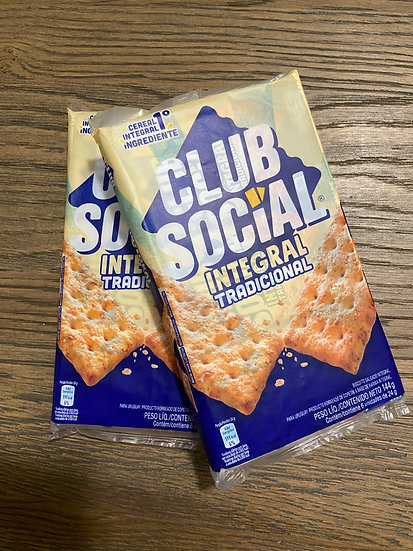 Club Social Integral | Club Social Wholegrain