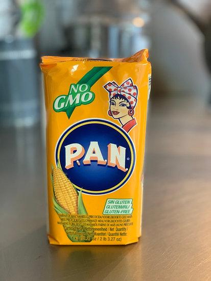 Harina Pan Amarilla | Pan Yellow G.F