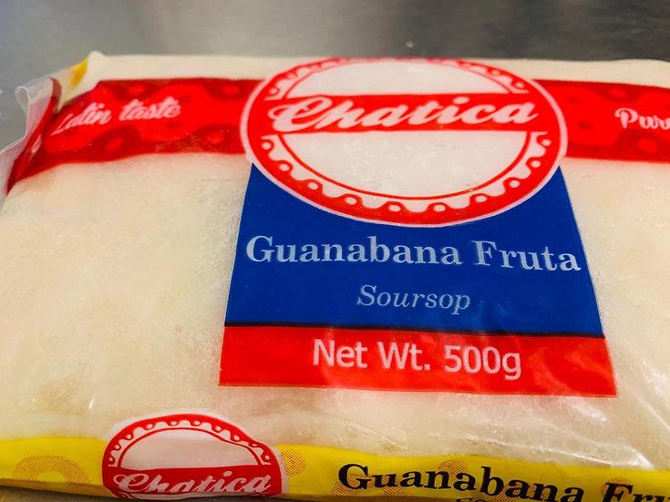 Pulpa de Guanabana | Guanabana pulp