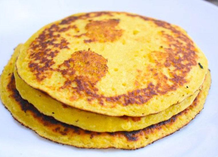 SweetCorn Pancakes (4 pack)| Cachapas (pack de 4)