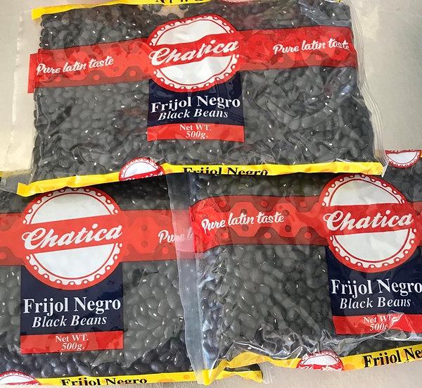 Frijoles negros granos | Black beans
