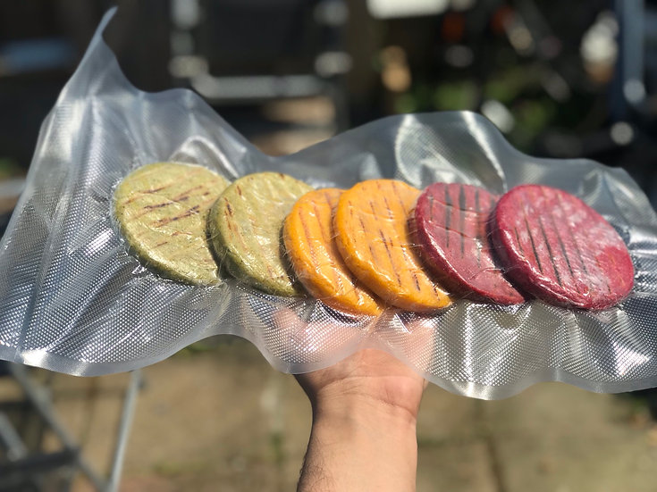 Mini Arepas (6 pack) ( Frozen / Congelado )