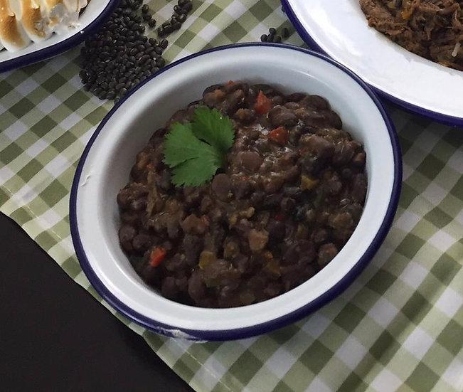 Black Beans | Caraotas Negras