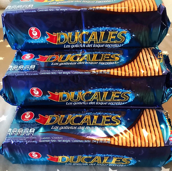 Galletas Ducales / Ducales Crackers