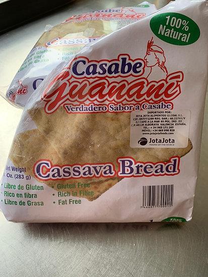 Cassava bread | Casabe
