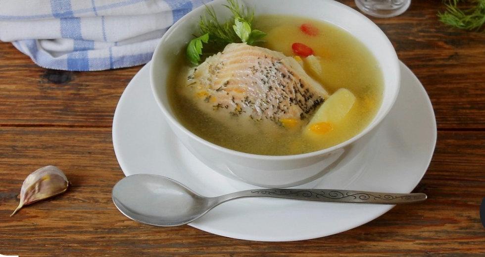 Fish soup / Sopa de Pescado ( 600 - 750 ml )