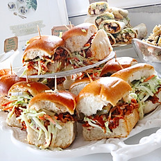 jackfruit sliders