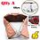 Thumbnail: Shiatsu Infrared Heated 3D Kneading Car/Home Massage Back Neck Massager Shawl