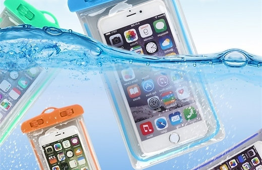3.5-6Inch Waterproof Phone Pouch