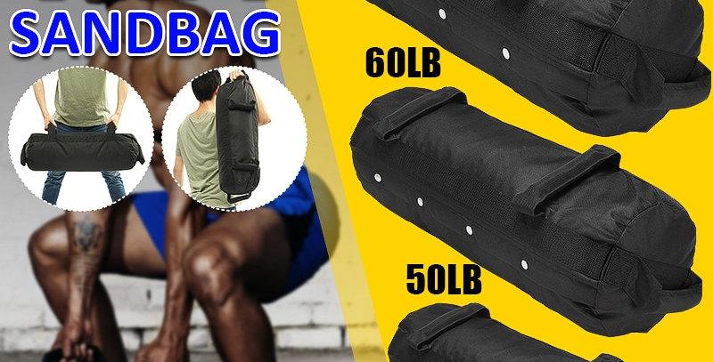 Weight Bags Weightlifting Sandbag  Fitness Equipment
