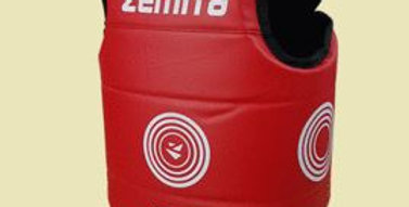 Zess E-Chest Guard 1 piece (Red or Blue)