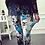 Thumbnail: CUHAKCI Women Leggings Fashion Plaid Printing