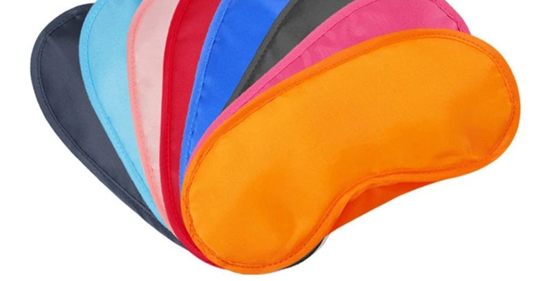 9 Colors Sleeping Aid Mask Eye Shade Cover