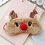 Thumbnail: Sleep Eye Mask Cute Plush Eye Cover Kids Sleeping Mask