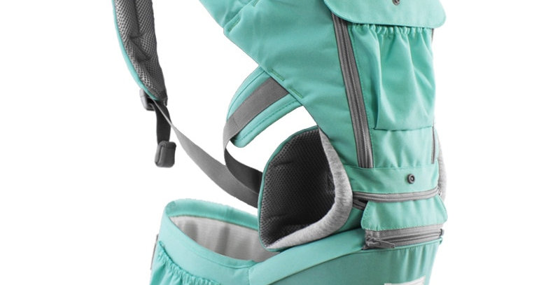 Ergonomic Baby Carrier Sling Front Facing  Carrier Baby Travel 0-36 Months