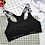 Thumbnail: Women Crop Top  Padded Bra Tank Top  Fitness Stretch