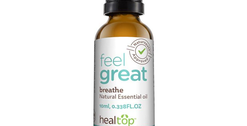 Breathe - Natural Sambucus (Elderberry) Syrup