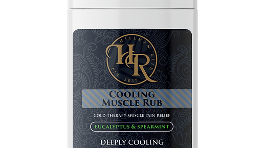 Cooling Muscle Rub
