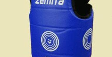 Zess E-Chest Guard Set (Red & Blue)