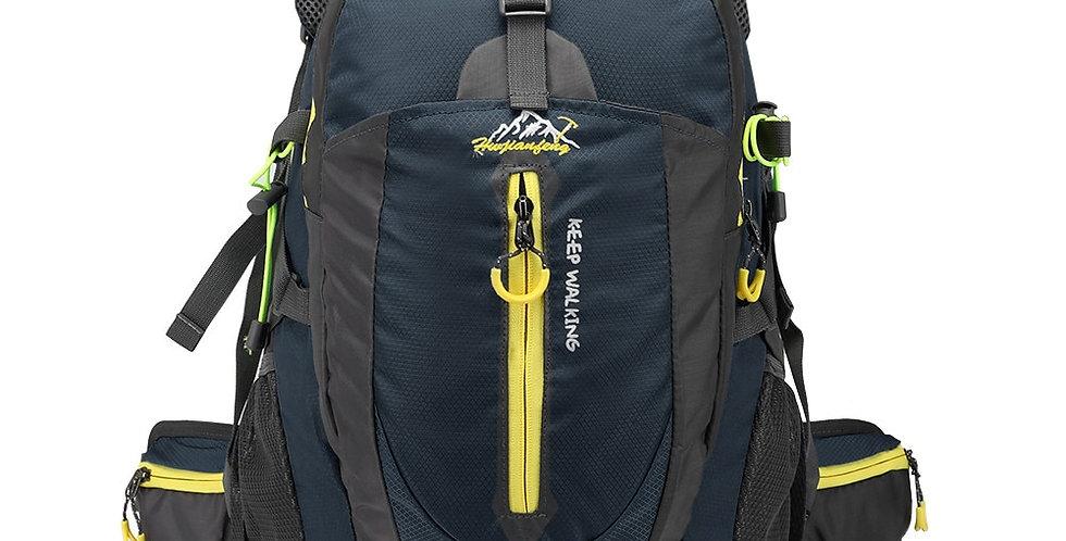 Waterproof Climbing Backpack Rucksack 40L Outdoor Sports Bag Travel Backpack