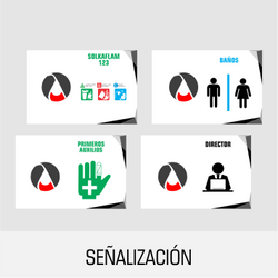 SEÑALIZACIÓN