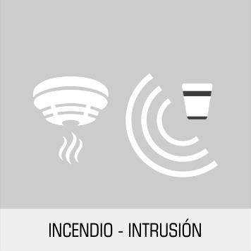 INCENDIO - INTRUSIÓN