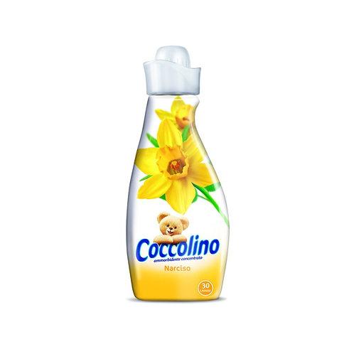 Balsam de rufe concentrat Coccolino cu miros de narcise 750 ml
