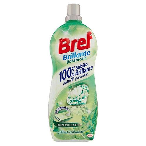 Detergent Bref Pavimenti Fresh Vitality pentru Toate Suprafetele Menta 1.250 ml