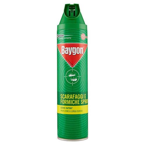 Spray gandaci si furnici Baygon actiune rapida 400ml