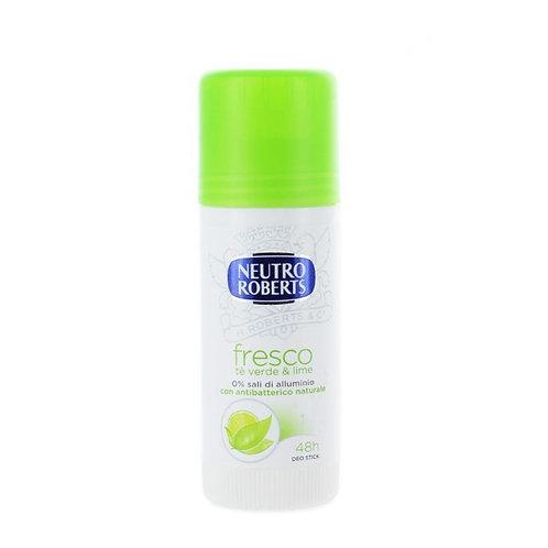 Deodorant Stick Neutro Roberts Ceai Verde & Lime 40 ml