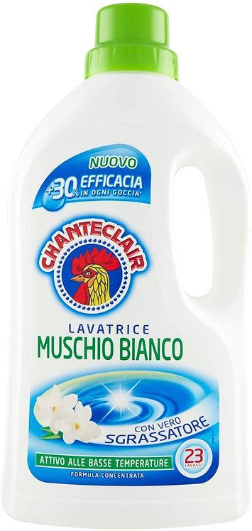 Detergent de rufe Chanteclair musc alb 1150 ml