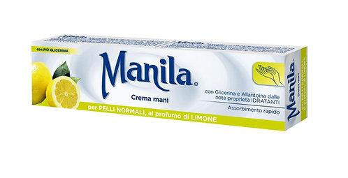 Crema de maini Manila pentru piele normala cu glicerina naturala-alantoina