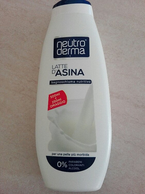 spuma de baie Neutro Derma 750 ml