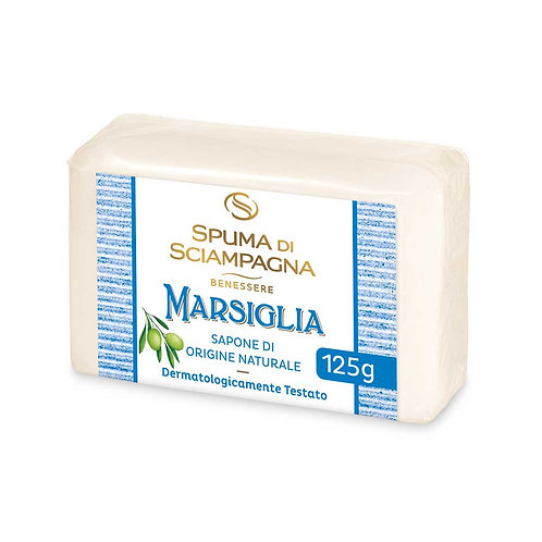 Săpun solid Spuma di Sciampagna Marsiglia 125 g