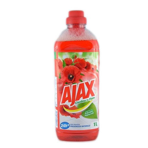 Detergent pentru pardoseli Ajax flori de camp cu ulei-uri esenziale 1L