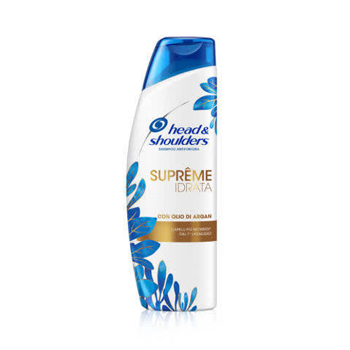 Head & Shoulders Shampoo Suprême Idrata