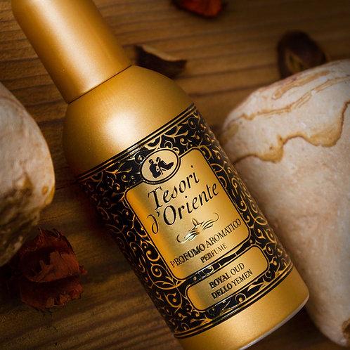 TESORI D'Oriente Parfum Royal Oud Unisex 100 ml