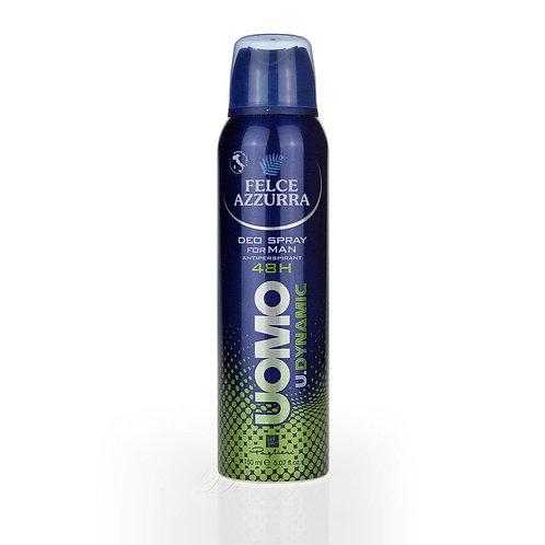 Felce Azzurra Uomo Deodorant Spray U.Dynamic Pentru Barbati