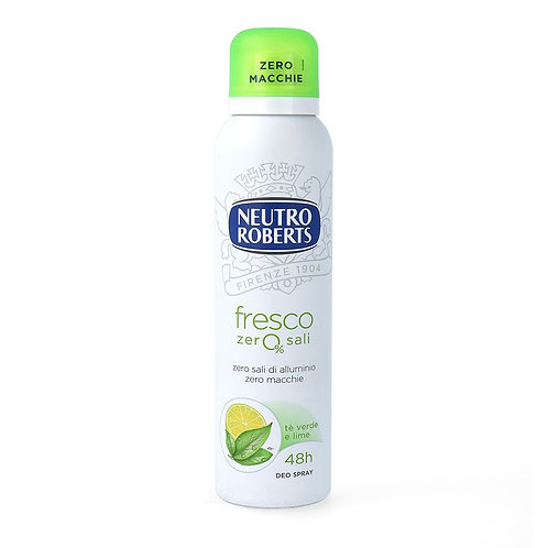 Deodorant Neutro Roberts Spray - The Verde&Lime 125ml