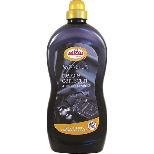 Detergent rufe negre Amacasa 1L