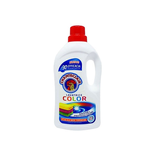 Detergent pentru rufe Chanteclair Color readuce viata si protejeaza culoarea,1L