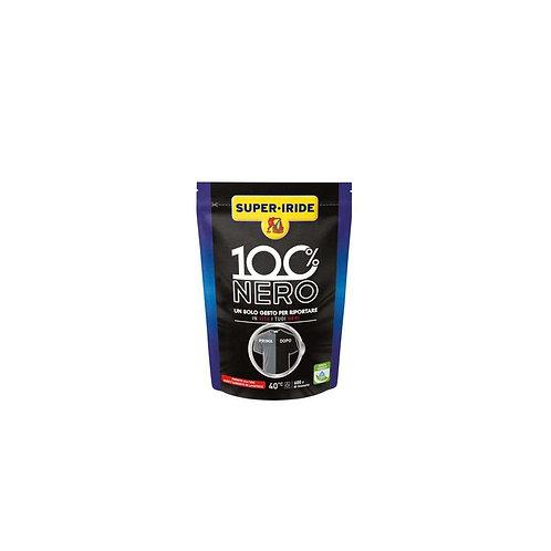 Detergent pentru masina de spalat 100% Negru Super Iride 400 g
