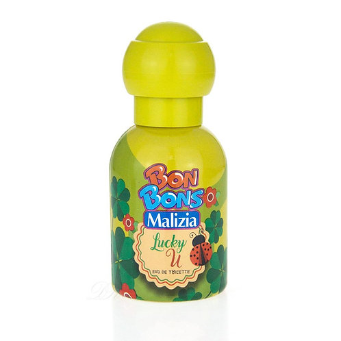 Apa de toaleta spray Malizia Bon Bons Lucky U 50ml