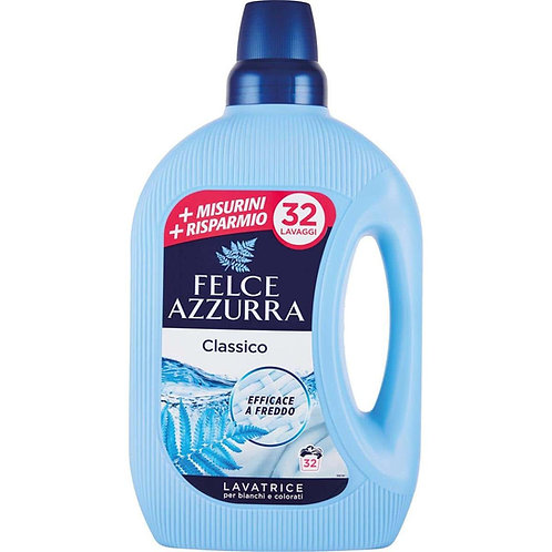 Detergent de rufe clasic Felce Azzurra 32 spalari