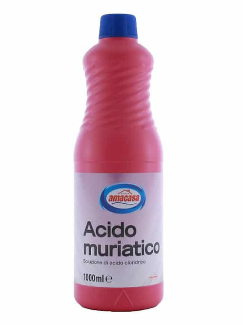 Acid muriatic Amacasa 33% 1L